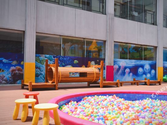 蝶來浙江賓館(Deefly Zhejiang Hotel)兒童樂園/兒童俱樂部