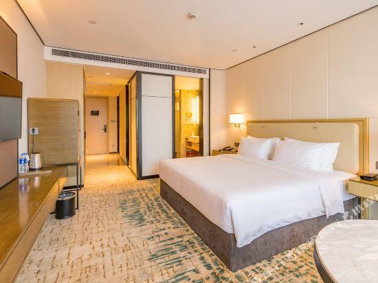 上海智微世紀麗呈酒店(REZEN HOTEL SHANGHAI ZHIWEI CENTURY)豪華大床房