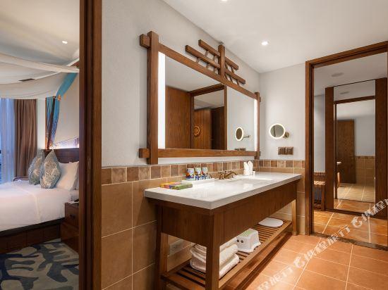 常州環球港郵輪酒店(Global Harbor Cruise Hotel)珊瑚海家庭套房