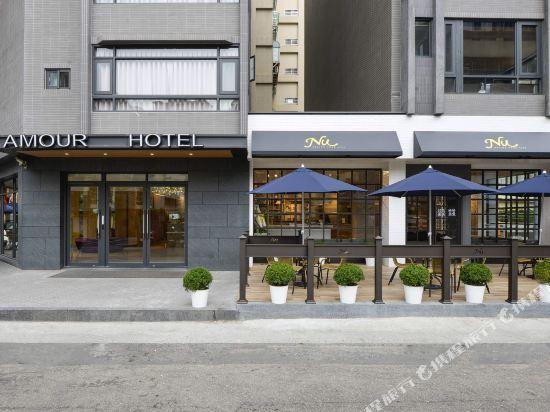 台中愛戀旅店(Amour Hotel)外觀