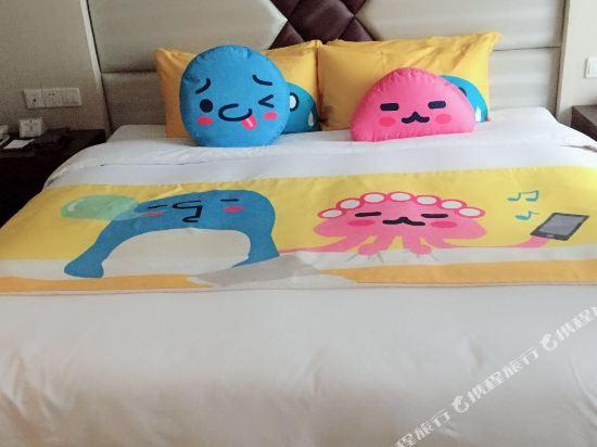 薩維爾金爵·鹿安酒店(上海國際旅遊度假區浦東機場店)(Savile Knight Lu'an Hotel (Shanghai International Tourism and Resorts Zone Pudong Airport))親子主題房