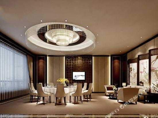 港潤寓上江灣公寓(廣州沿江天字碼頭店)(原江灣大酒店)(Gangrun Yushang Jiangwan Apartment (Guangzhou Yanjiang Tianzi Wharf))中餐廳