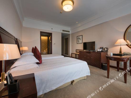蝶來浙江賓館(Deefly Zhejiang Hotel)麗景雙床房