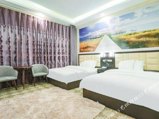昆明鉑家大酒店(Bojia Hotel)家庭房