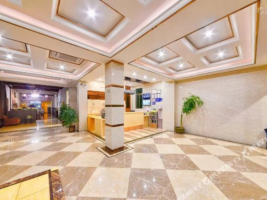 廣州公爵酒店(新白雲國際機場二店)(Nalun Gongjue Hotel (Guangzhou New Baiyun International Airport No.2 Branch))公共區域