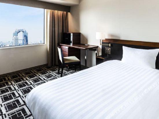 大阪阪神酒店(Hotel Hanshin Osaka)高級單人房