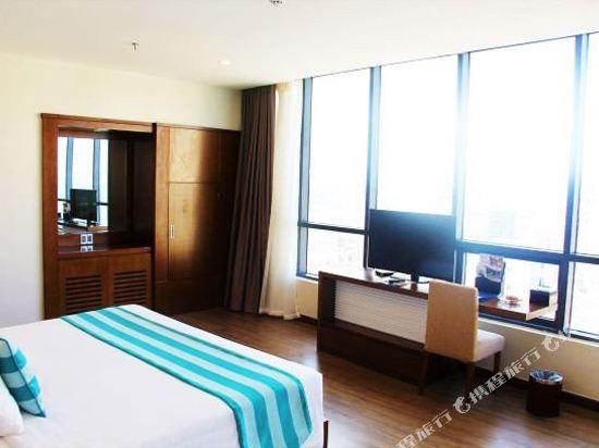 阿凡達峴港酒店(Avatar Danang Hotel)豪華房