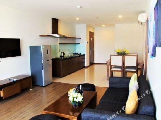 阿凡達峴港酒店(Avatar Danang Hotel)至尊套房
