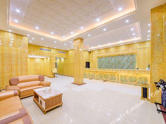 納倫公爵酒店(廣州新白雲國際機場二店)(Nalun Gongjue Hotel (Guangzhou New Baiyun International Airport No.2 Branch))公共區域