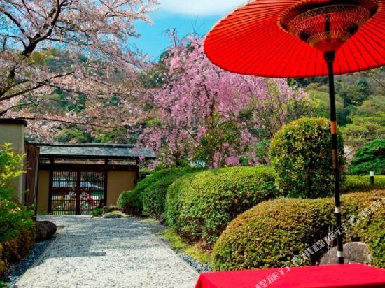 京都嵐山Ranzan酒店(Kyoto Arashiyama Ranzan Hotel)外觀