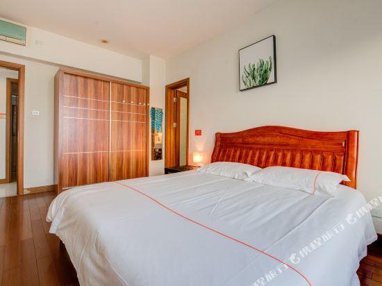 珠海世紀城酒店式公寓(Shijicheng Apartment Hotel)兩房三床房
