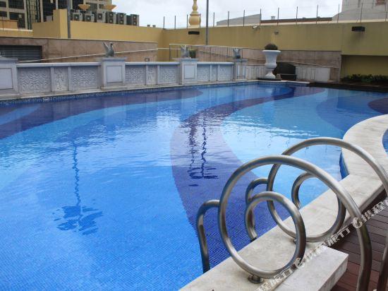 澳門凱旋門酒店(L'Arc Macau)室外游泳池