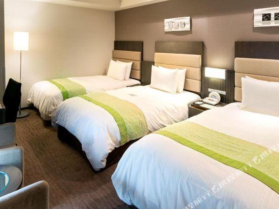大阪難波假日酒店(Holiday Inn Osaka Namba)三人房