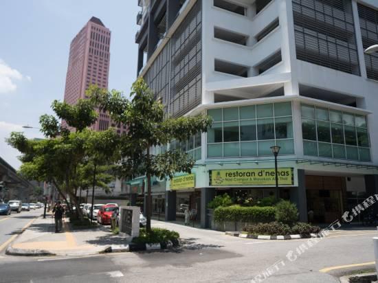 吉隆坡790視圖住宅兩卧室尊享OYO公寓