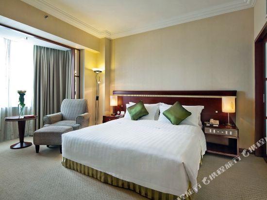廣州珀麗酒店(Rosedale Hotel & Suites)行政豪華客房