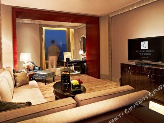 上海中谷小南國花園酒店(WH Ming Hotel)行政全湖景套房