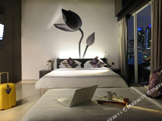 武吉免登蘋果精品酒店(Le Apple Boutique Hotel Bukit Bintang)高級禪意三人房
