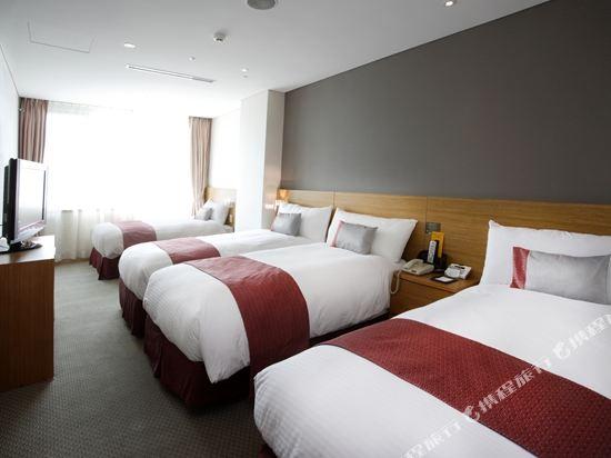 明洞PJ酒店(Hotel PJ Myeongdong)四人間