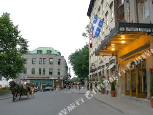 魁北克城克拉倫登酒店(Hotel Clarendon Quebec)