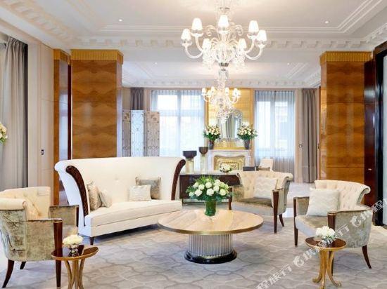 巴黎半島酒店(Hotel the Peninsula Paris)半島套間