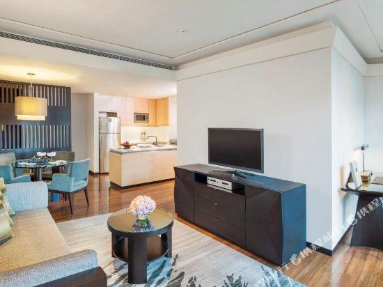 曼谷暹羅凱賓斯基酒店(Siam Kempinski Hotel Bangkok)二臥室家庭套房