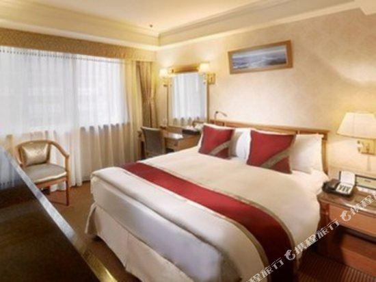 台北天成大飯店(COSMOS HOTEL TAIPEI)精緻客房