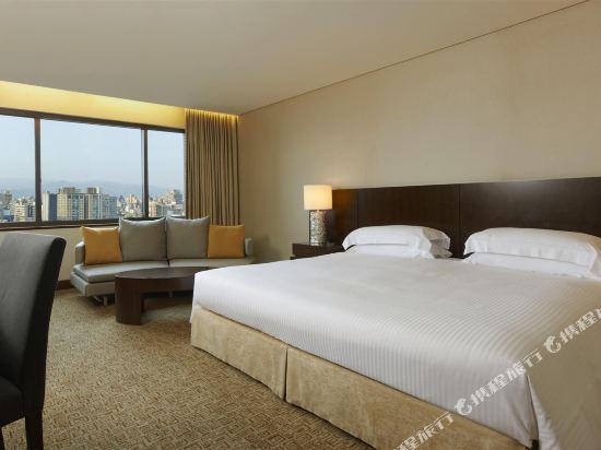 台北喜來登大飯店(Sheraton Grand Taipei Hotel)首席客房