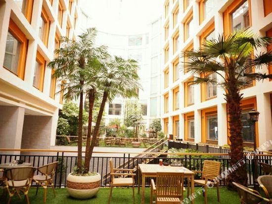 美豪麗致酒店(廣州五羊新城店)眺望遠景