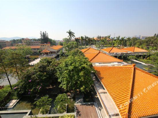 中山温泉賓館(Zhongshan Hot Spring Resort)眺望遠景