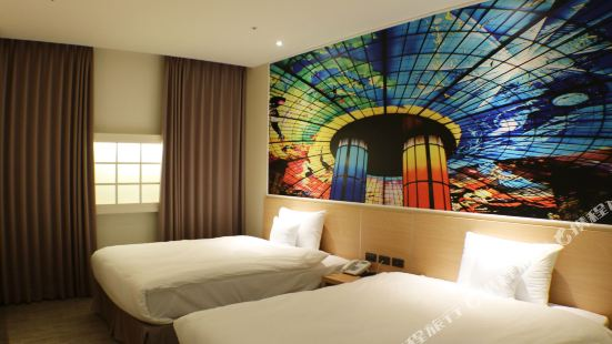 高雄綺麗商務旅館