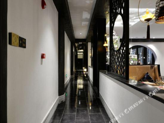 夢景望月精品酒店(昆明南屏步行街店)(Mengjing Wangyue Boutique Hotel (Kunming Nanping Pedestrian Street))餐廳