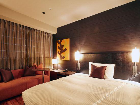 福岡天神UNIZO酒店(HOTEL UNIZO Fukuoka Tenjin)豪華單人房