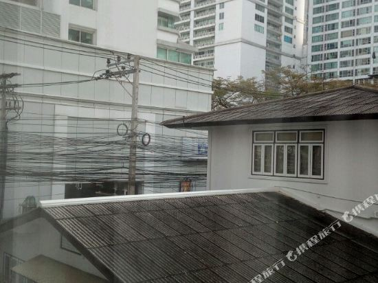 曼谷夢幻酒店(Dream Hotel Bangkok)眺望遠景
