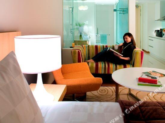 吉隆坡輝盛國際公寓(Fraser Place Kuala Lumpur)Studio Deluxe