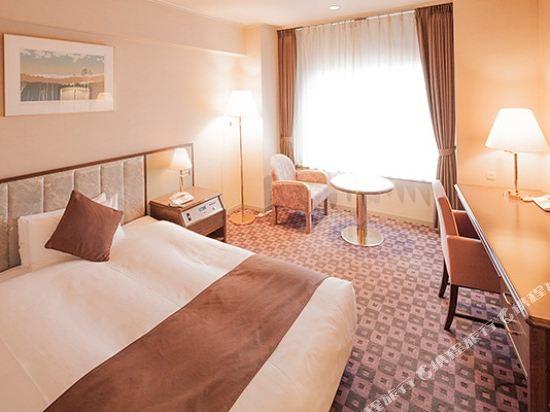 札幌ANA皇冠假日酒店(ANA CROWNE PLAZA SAPPORO)豪華單人房