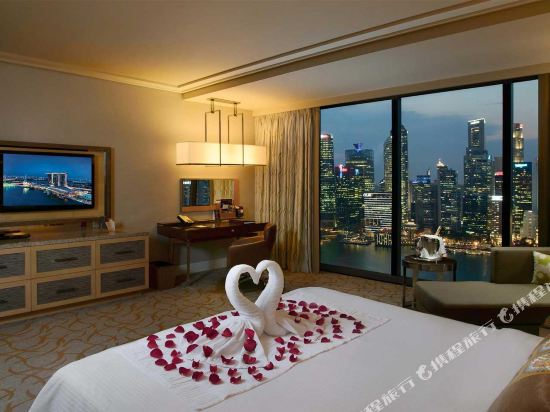 新加坡濱海灣金沙酒店(Marina Bay Sands)頂級俱樂部房