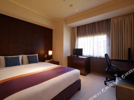 東京大都會東京城飯店(Hotel Metropolitan Edmont Tokyo)Double Room