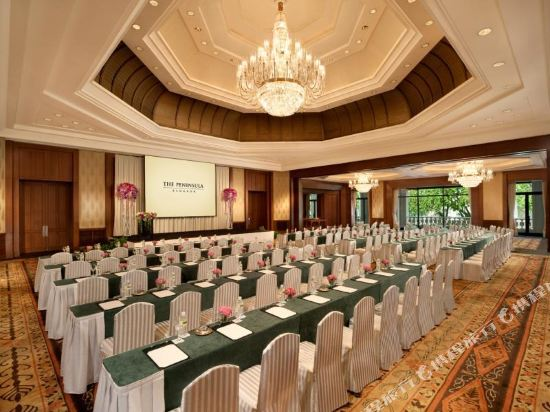 曼谷半島酒店(The Peninsula Bangkok)會議室