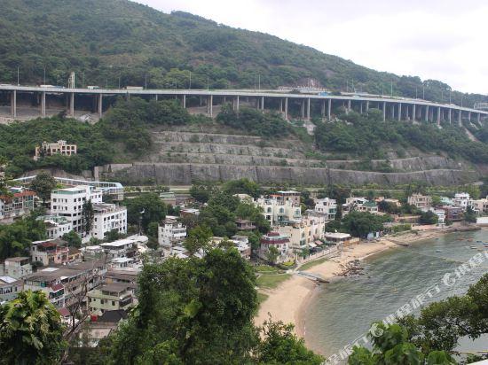 香港帝景酒店(Royal View Hotel)外觀