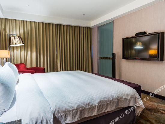 天閣酒店(台中館)(Tango Hotel - Taichung)天鷹套房雙人房