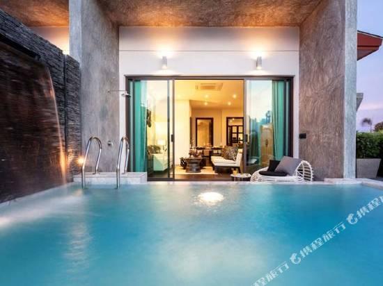 8號泳池別墅度假屋