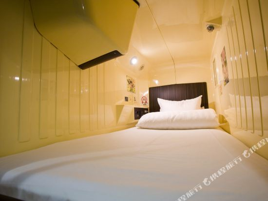 Sauna and Capsule Hotel Dandy (Male Only)