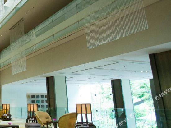 曼谷瑞士奈樂特公園酒店(Swissotel Nai Lert Park Bangkok)大堂吧