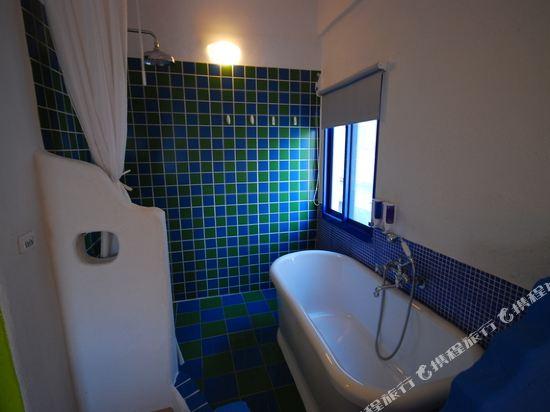 墾丁伯利恒民宿(Bethlehem Hotel Kenting)浴室