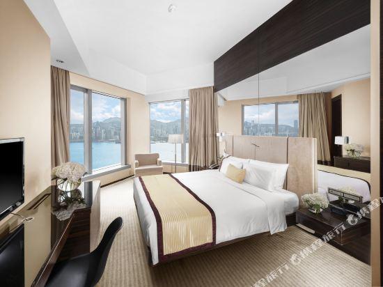 香港麗景酒店(原隆堡國際麗景酒店)(Hotel Panorama)尊貴海景客房