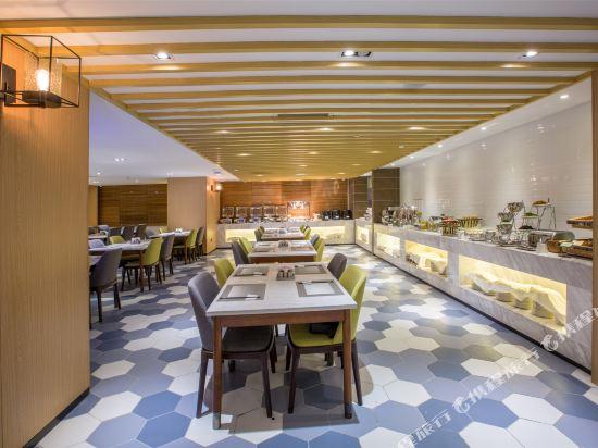 深圳南山海岸城亞朵酒店(Atour Hotel (Shenzhen Nanshan Coastal City))餐廳