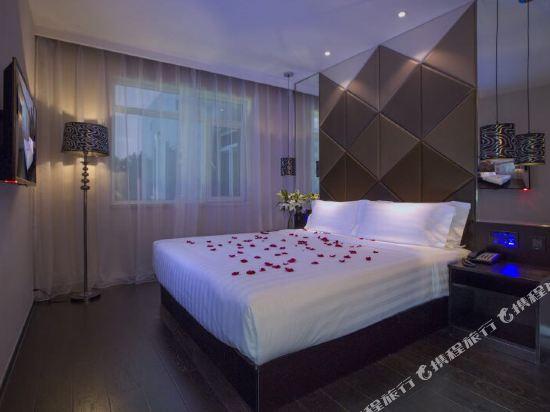 桔子酒店·精選(北京學院路店)(Orange Hotel Select (Beijing Xueyuan Road))精選豪華大床