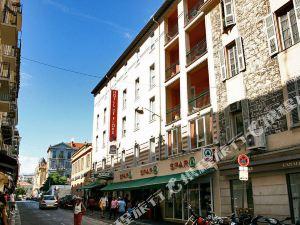 尼斯長廊花園酒店(Hotel de Flore Nice Promenade)