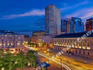 波士頓科普利廣場威斯汀酒店(The Westin Copley Place, Boston)