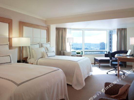 温哥華泛太平洋酒店(Pan Pacific Vancouver)太平洋俱樂部大床房